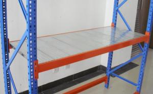 steel panel rack